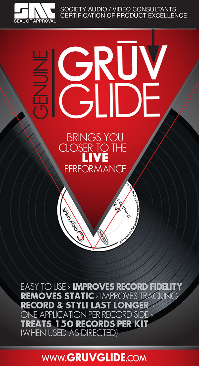 Genuine Gruv Glide The Ultimate Vinyl Record Treatment